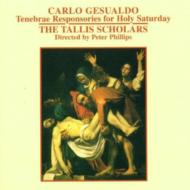 Tenebrae Responsories For Holysaturday: Tallis Scholars