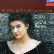 Arie Antiche: Bartoli(Ms)G.fischer(P)