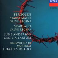 Stabat Mater: Dutoit / Montreal Sinfonietta