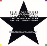 Plays 50 Years Of American Music: Emerson Sq
