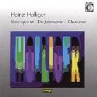 String Quartet, Die Jahreszeiten, Chaconne: Bern Sq Schola Cantorum Stuttgart Grimmer(Vc)