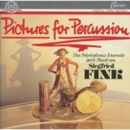 Fink: Pictures For Percussion