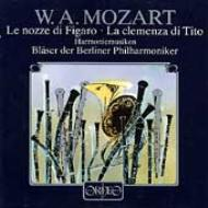 (Harmonie Musik)nozze Di Figaro, Tito: Blaser Der Bpo