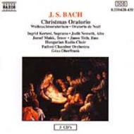 クリスマスオラトリオBWV248(3枚組) オベルフランク/ファイローニ室内管弦楽団