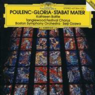 Gloria, Stabat Mater: Ozawa / Bso Battle(S)