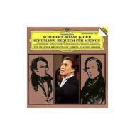 ミサ曲第2番、他、ミニョンのためのレクィエム アバド&ヨーロッパ室内管弦楽団