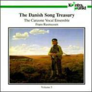 Danish Song Treasury Vol.3: Rasmussen / Canzone Vocal Ensemble
