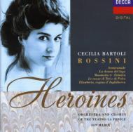Heroines-opera Arias: Bartoli(Ms)Marin / Teatro La Fenice