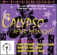 Calypso After Midnight -To