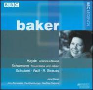 Janet Baker(Ms)Sings Haydn, Schumann, Schubert, Wolf('68, '70)