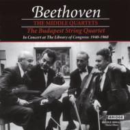 String Quartet.7, 8, 9, 10, 11: Budapest Q