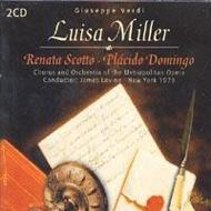 Luisa Miller: Levine / Met Opera, Domingo(T)scotto(S)