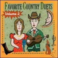 Favorite Country Duets Vol.2