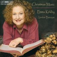 Kirkby, London Baroque Christmas Music-scarlatti, Pachelbel, Bach, Corelli