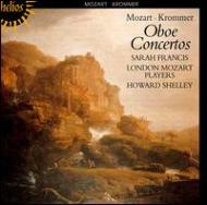 Oboe Concerto: Francis(Ob)shelley / London Mozart Players