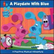 Playdate With Blue Playtime