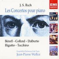 Comp.keyboard Concertos: Beroff Collard Rigutto Tacchino(P)Wallez / Ens O De Paris