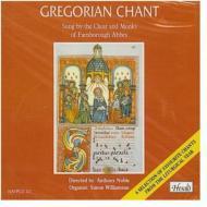 Selection Of Favourite Chantsfrom The Liturgical Year