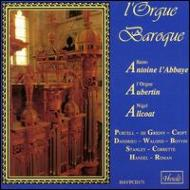 L'orgue Baroque: Nigel Alcoa