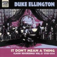 Vol.2 -It Don't Mean A Thing(If It Ain't Got That Swing)1930-34