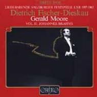 Songs: F-dieskau Salzburg Live1958