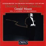 Songs: F-dieskau Salzburg Live1965