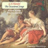 Occasional Songs: Kirkby, Daniels, Miller, Etc