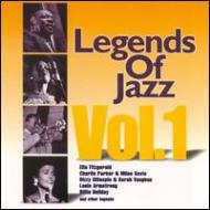 Legends Of Jazz: Vol.1