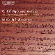 Keyboard Works Vol.10: Spanyi(Clavichord)szuts / Concerto Armonico