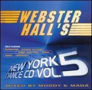 Webster Hall New York Dance Vol.5