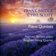 ブリッジ(1879-1941)/Piano Quintet: Terroni(P) Bingham Sq +cyril Scott: Piano Quintet 1