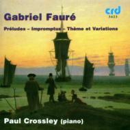 Preludes: Crossley
