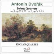 String Quartet.8, 9: Kocian.q