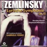 Lyrische Sinfonie: Ferro / Bbc.so, Dorow(S)nimsgern(Br)