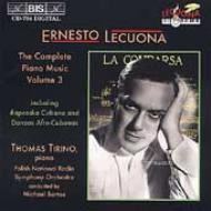 Complete Piano Music Vol.3: Tirino(P), Bartos / Polish National.rso