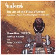 The Art Of The Viola D'amore: クシェレプ, Etc