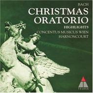 Weihnachts-oratorium(Hlts): Harnoncourt