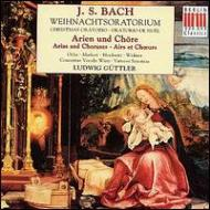 Weihnachts-oratorium(Hlts): Guttler / Virtuosi Saxonia