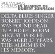 In Memory Of Robert Johnson