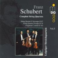 Comlete String Quartet.vol.5: Leigzig.sq