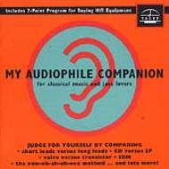 My Audiophile Companion