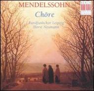 Choral Works: H.neumann / Leipzigradio Choir