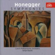 Comp.symphonies, Etc: Baudo / Czech.po