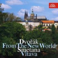 Sym, 9, : Neumann / Czech Po (1972)+smetana: Moldau