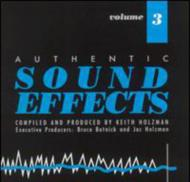 Authentic Sound Effects 3