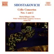 チェロ協奏曲第1・2番 クリーゲル/ヴィト/ポーランド国立響