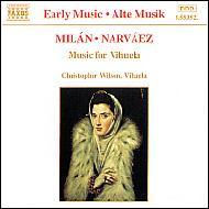 Music For Vihuela: Christopher Wilson(Vihuela)