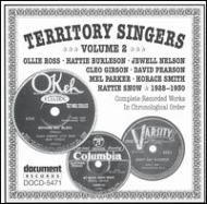 Territory Singers 2 -1928