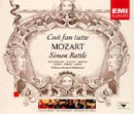 Cosi Fan Tutte: Rattle / Age Of Enlightenment.o
