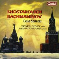 Cello Sonata: G.george(Vc)portugheis(P)